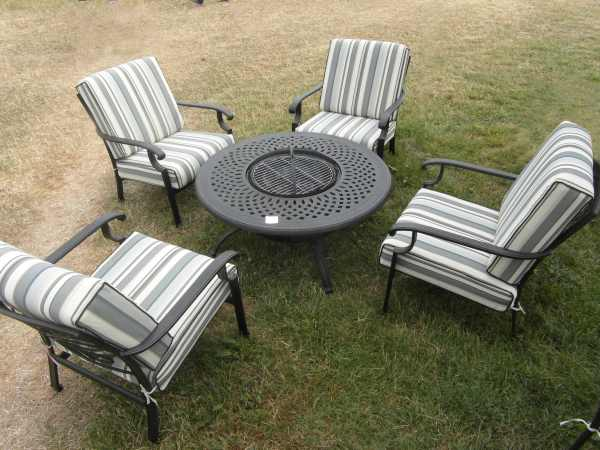 Perfect Georgia Fire Pit Set Part 10
