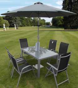 garden furniture set napoli 6 set