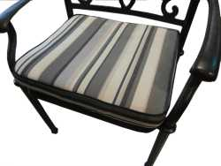 geroria Stripe Seatpad