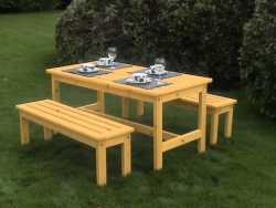 Atholl Table & Chair 6 Set