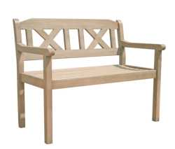 Crossback 2 Seat Bench