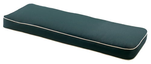 Deluxe 2 Seat Bench Cushion