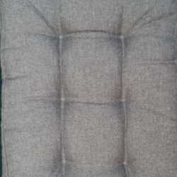 Oxford Grey Deluxe Cushion