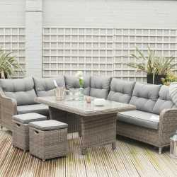 Lounge Style Garden Furniture Sets