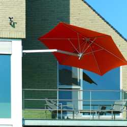 paraflex Wall Mounted Parasol