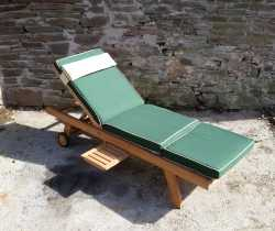 Hampton Sunlopunger with Deluxe Cushion
