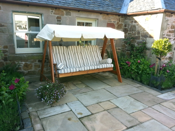 Garden furniture scotland brings you quality garden and patio furniture teak garden furniture - Wooden garden swing seat plans perfect tranquility ...
